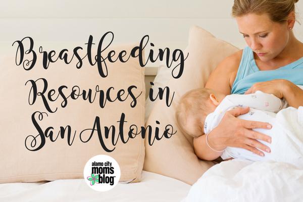 breastfeeding resources in San Antonio