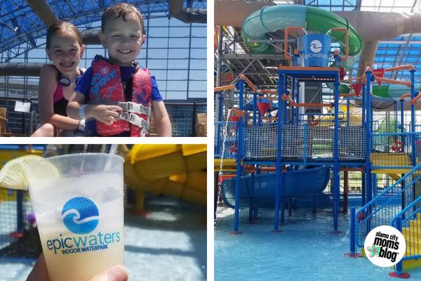 epic waters indoor waterpark