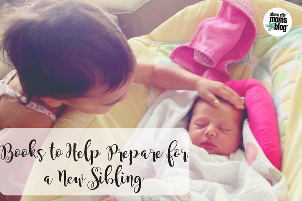 books to help prepare for a new sibling