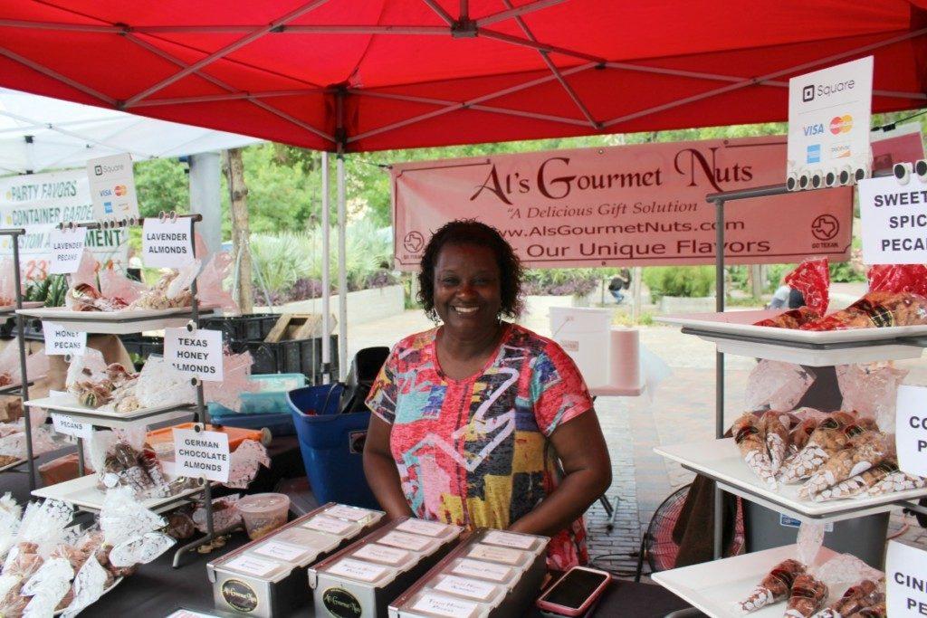 Al's Gourmet Nuts at the Pearl Farmer's Market | Alamo City Moms Blog