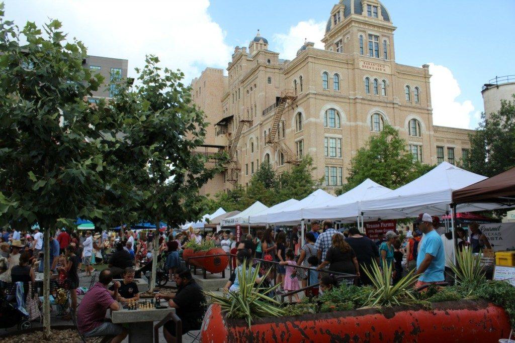 Pearl Farmer's Market in San Antonio, Texas | Alamo City Moms Blog