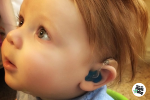 hearing loss child taught me to listen