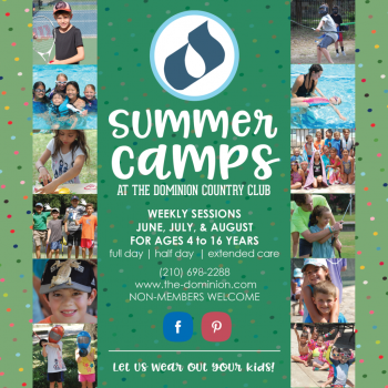 Dominion Camp - Summer Camp Guide 2019