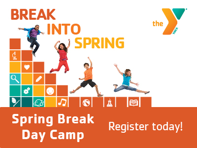 Spring Break Camp 2020 - YMCA