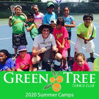 Summer Camp 2020 - Green Tree Tennis