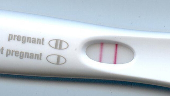 i have a positive pregnancy test now what