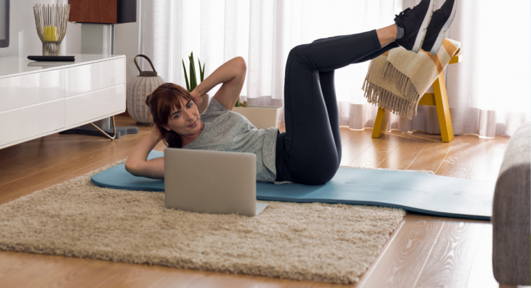 Working Out, Inside: Online Exercise Classes for San Antonio Moms