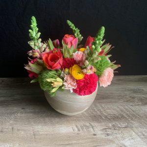 floral arrangement example