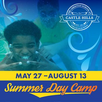 Summer Camp 2020 - Castle Hills Summer Day Camp