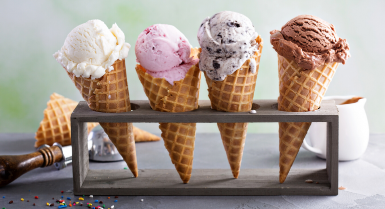 Five Places to Visit for National Ice Cream Month