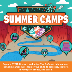Summer Camp Guide Image - Doseum 2021